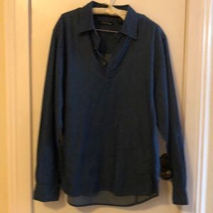 Kennith Cole Denim shirt